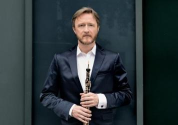 Berlin Philharmonic Principal Oboist Albrecht Mayer introduces neglected composers from Mozart's time on the new album <em>Lost and Found</em>.