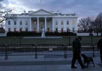 The Secret Service has confirmed that an envelope sent to the White House tested positive for cyanide.