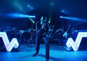 Stromae proved to the audience at Stubb's in Austin why he's a major star just about everywhere but the U.S.