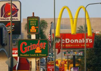 "An economist with the Rand Corporation argues that Los Angeles' fast-food ban failed because it merely blocked new construction or expansion of ""stand-alone fast-food"" restaurants in neighborhoods where that style of restaurant was uncommon to begin with"