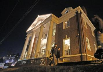 The Phi Kappa Psi house at the University of Virginia in Charlottesville was at the center of rape allegations contained in the <em>Rolling Stone</em> story. The magazine acknowledged that its reporting had been flawed, and the campus ban on the fraterni