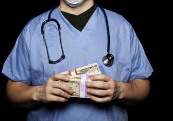 If he's a nurse anesthetist, he could be making $17,290 a year more than his female counterparts.
