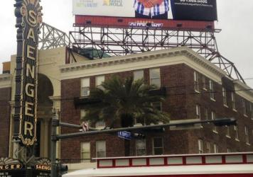 In New Orleans, advertisements for charter schools — and for the annual Schools Expo — appear on billboards and bus stops.