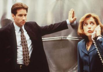 David Duchovny and Gillian Anderson (pictured above) are both returning to <em>The X-Files</em>.