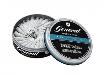 Will this maker of snus, an alternative to cigarettes, be allowed to claim it is less harmful?