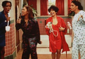 "When fledgling networks like Fox, UPN, and the WB started wooing black viewers in the 1990s, the primetime audience began to split. Fox's ""Living Single"" was the highest-rated show among black viewers in 1994, but didn't crack the top 100 among whites."
