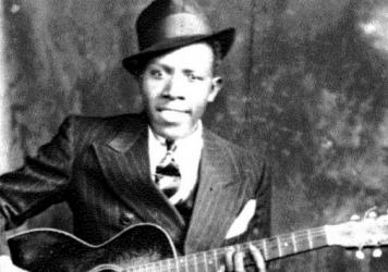 Even Robert Johnson was synthesizing old ideas in new ways.