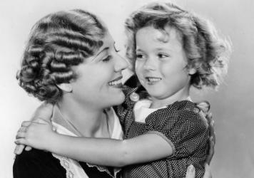 """The song that reminds host Bob Boilen the most of his mom is Shirley Temple singing """"The Good Ship Lollipop."""""""