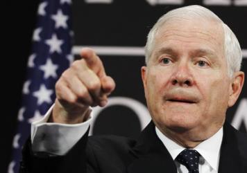 "Robert Gates, president of the Boy Scouts of America, warned that failure to make changes quickly could spell ""the end of us as a national movement."""