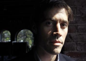 American Journalist James Foley, pictured in 2011. Foley's beheading at the hands of the Islamic State militant group has forced a debate over how the U.S. balances its policy of not paying ransoms.