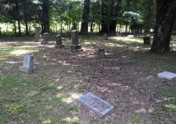 Williams is believed to be buried in the Taylor Cemetery in Brownsville, Tenn.