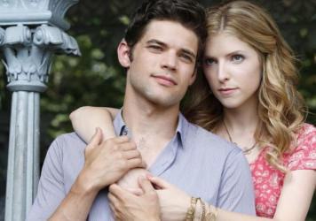 Jeremy Jordan and Anna Kendrick in <em>The Last Five Years</em>.