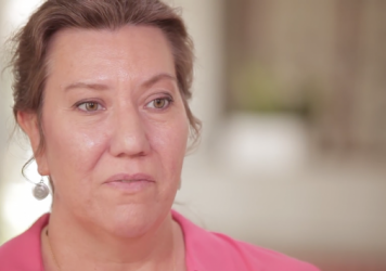 Christy O'Donnell, who has advanced lung cancer, is one of several California patients suing for the right to get a doctor's help with prescription medicine to end their own lives if and when they feel that's necessary.