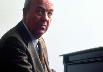 Pianist Ivan Moravec was known for his lyrical playing and recordings of Chopin and Mozart.