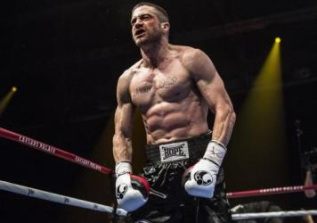 Actor Jake Gyllenhaal stars in <em>Southpaw</em>, a new film about a junior middleweight boxing champion who faces adversity.