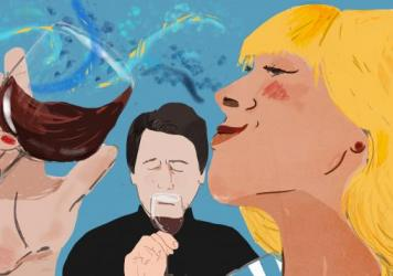 """""""Probably females are better at accessing olfactory memories, but I don't know why,"""" says Robert Bath, a wine and beverage studies professor at the Culinary Institute of America in Napa Valley. """"Maybe men don't pay as much attention?"""""""