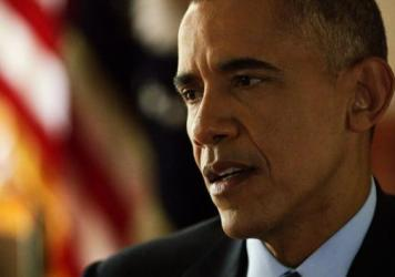 """President Obama says Iran's """"nuclear breakout"""" time will be extended from the current two or three months to at least a year under the nuclear agreement. But he acknowledges that some restrictions will fall away after 15 years and the breakout time would"""