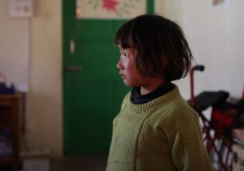 Tashi, who's about 5, comes to the school full of anger and fear — and undergoes a transformation.