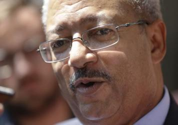 U.S. Rep. Chaka Fattah, D-Pa., appeared in court on Tuesday.