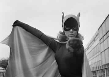Yvonne Craig was a trained dancer, which helped her perform her own stunts as Batgirl in the 1960s TV series <em>Batman</em>.