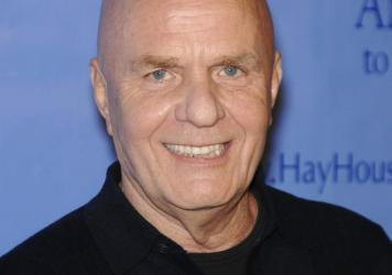 Wayne Dyer attends the premiere of the film <em>Ambition to Meaning: Finding Your Life's Purpose</em> at the Egyptian Theatre in Los Angeles in 20