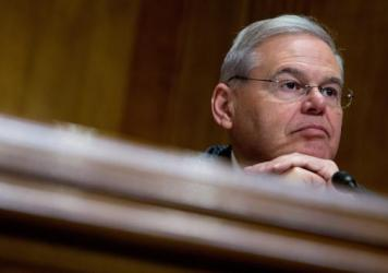 Former Senate Foreign Relations Committee Chairman Robert Menendez, D-N.J., is fighting back against corruption charges.