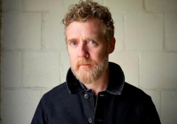 Glen Hansard performs live for <em>World Cafe</em> on Tuesday, Sept. 15.