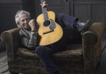 Keith Richards' new solo album, <em>Crosseyed Heart,</em> arrives Friday alongside a new Netflix documentary about his life<em>.</em>