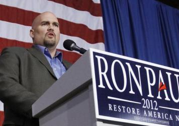Ex-Iowa State Sen. Kent Sorenson defected from Michele Bachmann's campaign before the 2012 Iowa caucuses. In a 2014 plea deal, he admitted that he lied about payments from the Paul campaign.