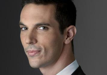 Ari Shapiro, new host of NPR's <em>All Things Considered</em>.