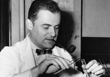 In 1954, Dr. Frederick C. Robbins, then chief of pediatrics and contagious diseases at Cleveland Metropolitan General Hospital, was one of three winners of that year's Nobel Prize in medicine. The scientists' work, which led to a vaccine against polio, was performed in human fetal cells.