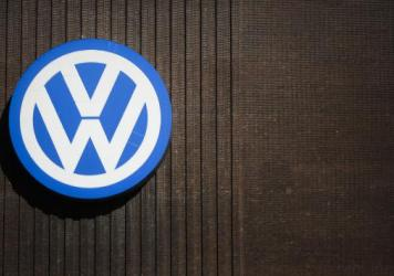 """Volkswagen sales slowed after it was revealed that the company had been cheating emissions tests by outfitting some diesel cars with """"defeat devices."""""""