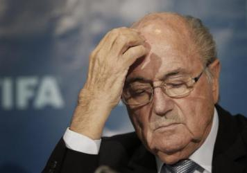 FIFA President Sepp Blatter has promised to step down in February 2016, when a special election will be held to choose his successor.