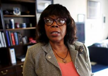 Toledo Mayor Paula Hicks-Hudson is welcoming Syrian refugees to her city and hopes they can add to its already diverse population.