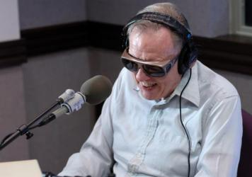 Ed Walker hosted WAMU 88.5's <em>Big Broadcast,</em> a popular show featuring rebroadcasts of vintage radio dramas,<em> </em>for more than two decades. The 83-year-old died Monday shortly after his final broadcast.