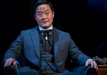 Stephen Park in Steppenwolf Theatre's production of <em>East of Eden.</em>