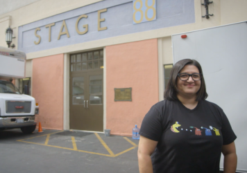 Nahnatchka Khan writes her scripts from the inside out, focusing first on real life experiences.