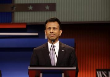 "Bobby Jindal suspended his presidential campaign on Tuesday evening, saying, ""This is not my time."""