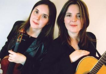Jennifer and Hazel Wrigley are featured in this episode of <em>The Thistle & Shamrock</em>.