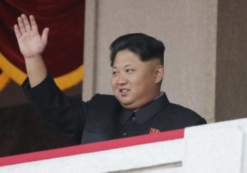 North Korean leader Kim Jong Un waves during a parade in Pyongyang, North Korea, in October. The country said it carried a successful hydrogen bomb text on Wednesday morning, but many analysts are skeptical.
