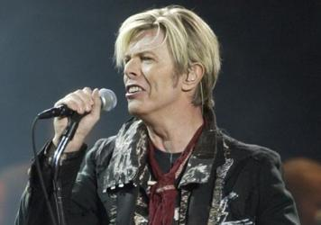 David Bowie, shown here in concert in 2003, wanted to sell his music catalog but ultimately opted to securitize his royalties instead.