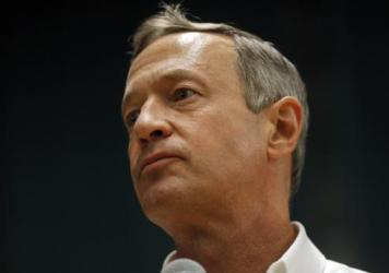 Former Maryland Gov. Martin O'Malley is suspending his campaign for president.