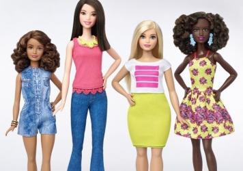 The latest Mattel Barbie dolls created to increase representation and diversity.