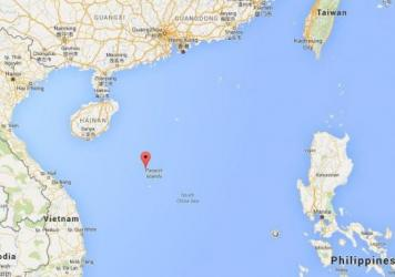 Woody Island is part of the Paracel Islands chain in the South China Sea.