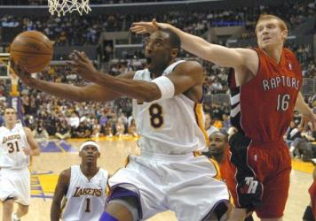 On Jan. 22, 2006, Los Angeles Lakers' Kobe Bryant scored 81 points against the Toronto Raptors. Wilt Chamberlain, who scored 100 points in a 1962 game, is the only player with more points in a single game.