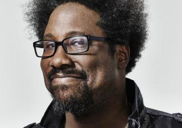 W. Kamau Bell describes his new CNN series, <em>United Shades of America,</em> as a travel show that will take him places he is afraid to go.