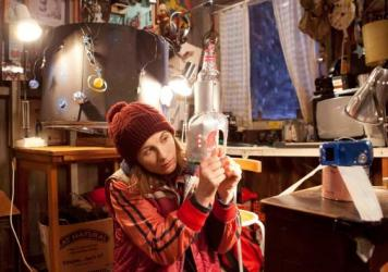 Jodie Whittaker as Anna in the film <em>Adult Life Skills</em>.