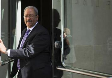 Rep. Chaka Fattah, D-Pa., facing multiple federal indictments, lost his primary bid on Tuesday night.