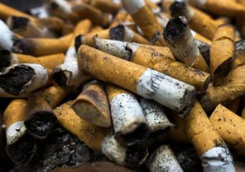 California is the second state to raise the legal age for purchasing tobacco products from 18 to 21. A similar law went into effect in Hawaii on Jan. 1.