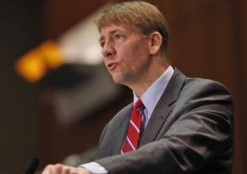 "Consumer Financial Protection Bureau Director Richard Cordray says financial firms use arbitration to ""sidestep the legal system [and] avoid accountability."" But industry officials say a proposed ban on mandatory arbitration clauses will lead to frivolou"